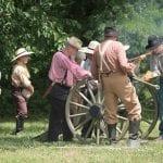 Battle of Fort Titus Reenactments