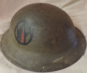 Clarence Smith Helmet L0026
