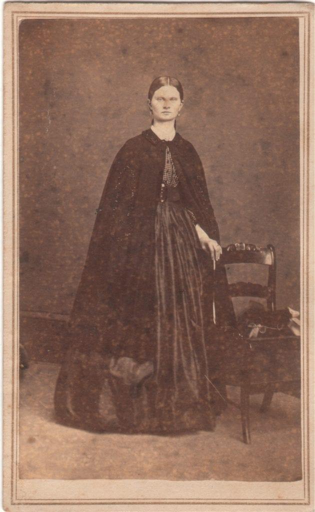 Lane University, Lecompton, Female Graduate