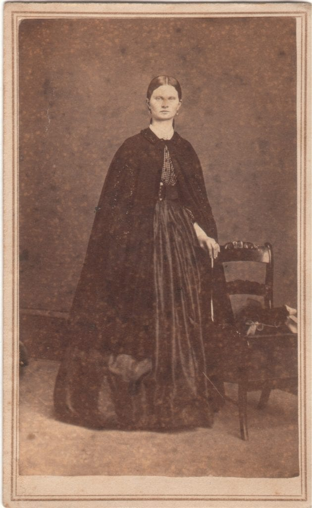 Lane University, Lecompton, Female Graduate